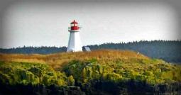 "SAIL²: Save An Island Lighthouse – Peter's Island Light: ""Pillar of the Passage"""