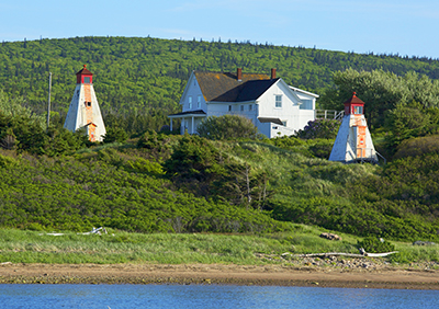 Save the Margaree Harbour Range Lights