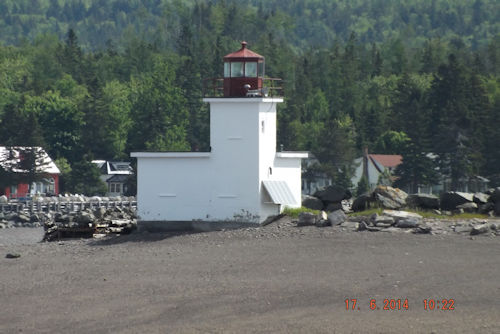 Parrsboro Lighthouse – A Beacon for the Community