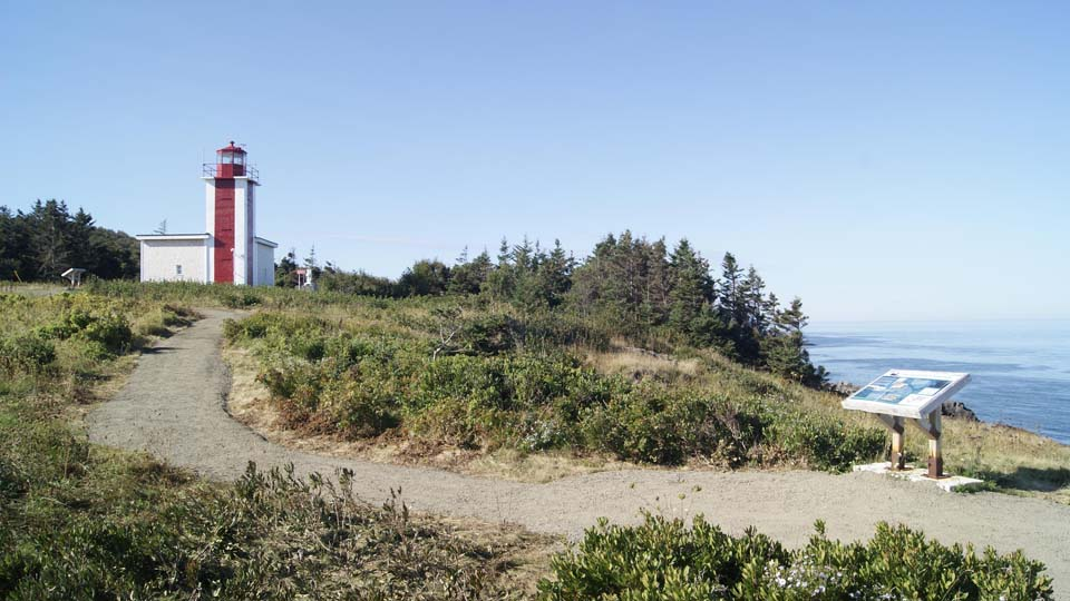 Point Prim Lighthouse Trail Head Project