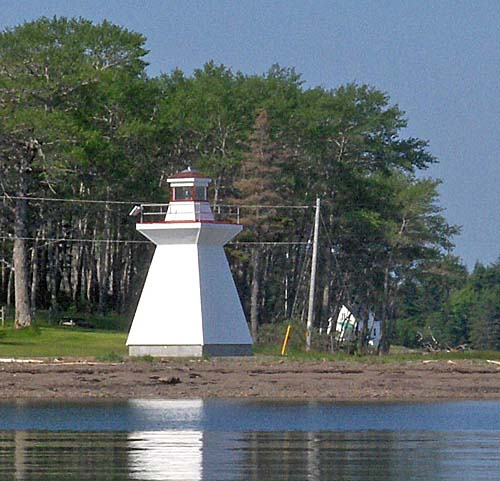 Grandique Point Lighthouse