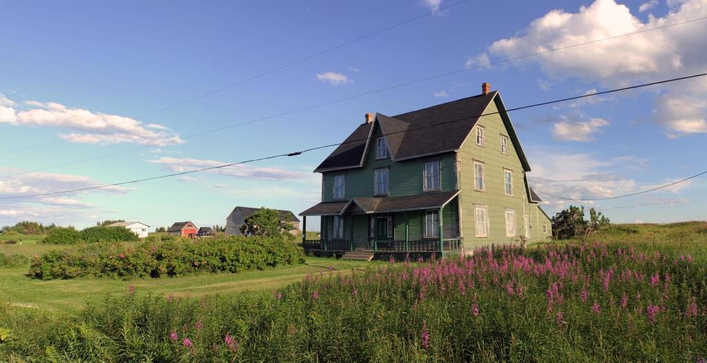 Un héritage jersiais à protéger en Gaspésie