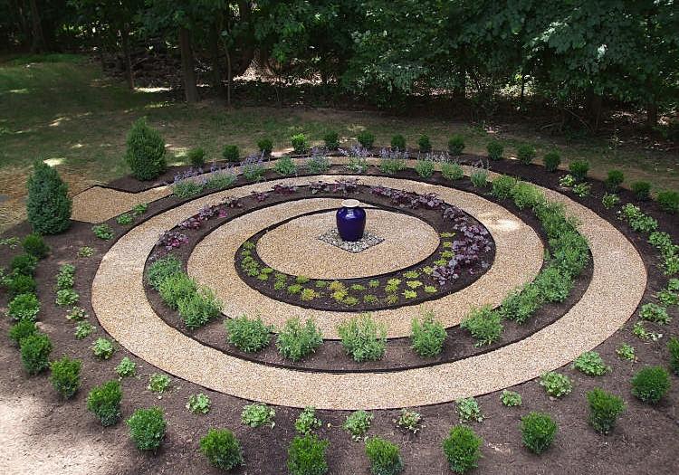 Heritage Garden in the Heart of Winnipeg