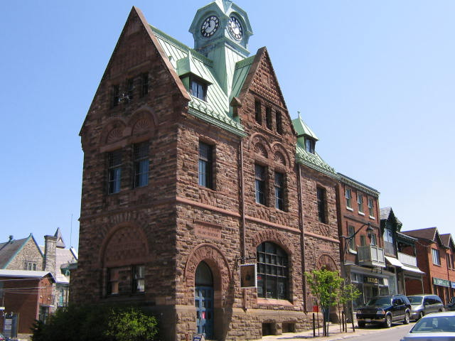Almonte Old Post Office on Mill Street (Almonte, Ontario)