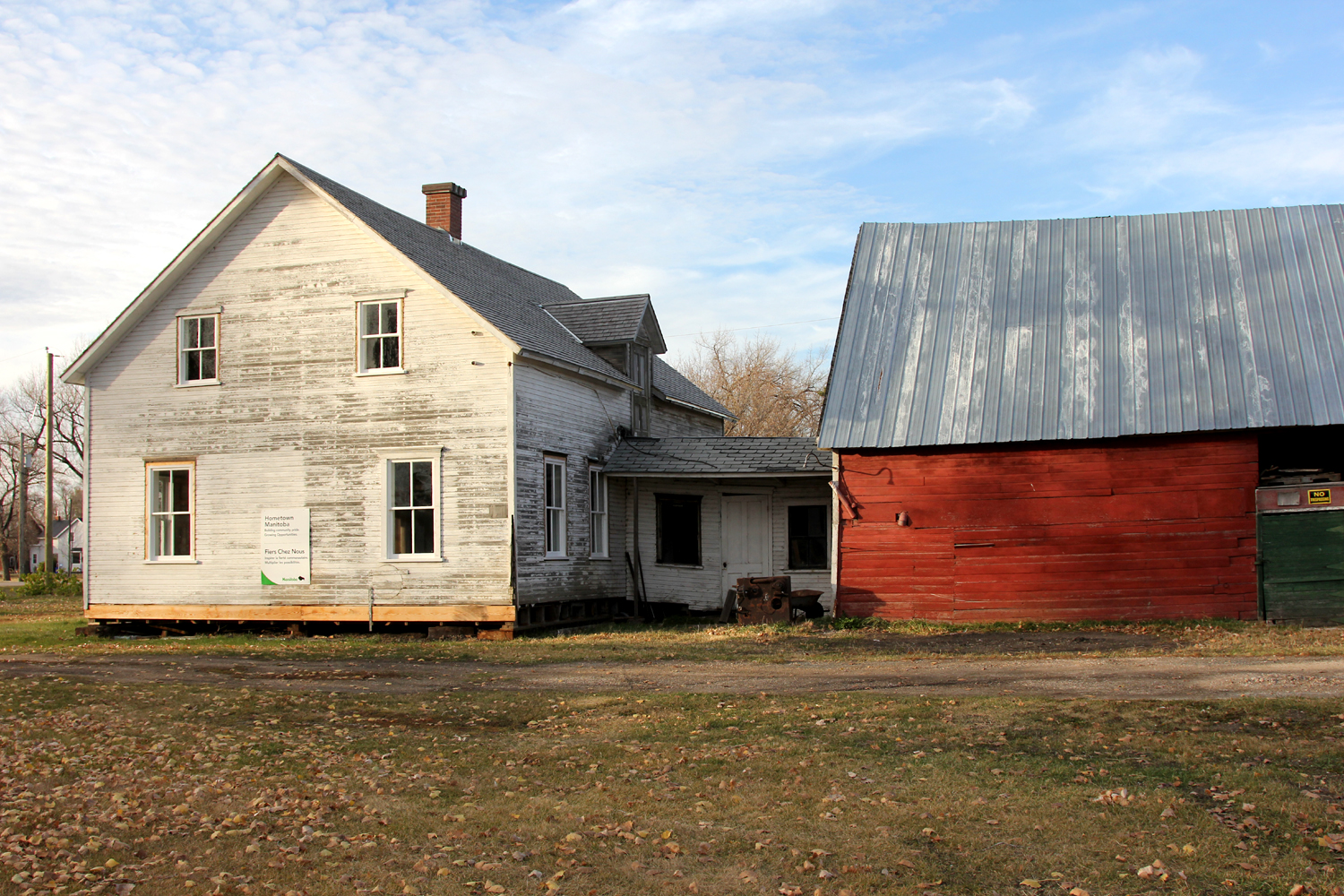 The Storied Barn