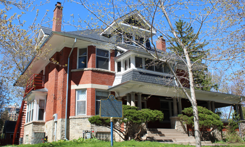 Restoring and Rebuilding the John McKenzie House