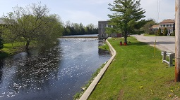Spencerville Riverside Park; Big Plans for a Small Space